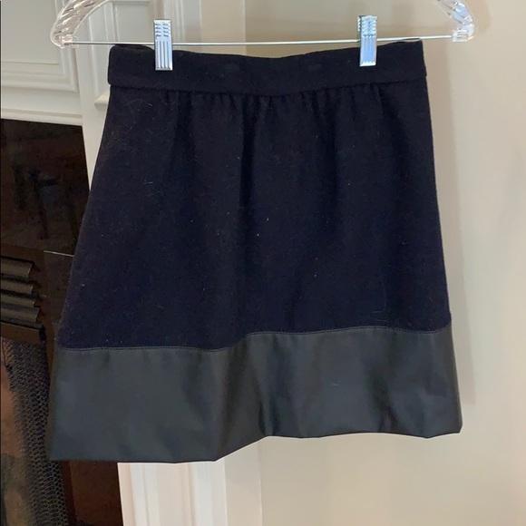 J. Crew Dresses & Skirts - J Crew Navy skirt